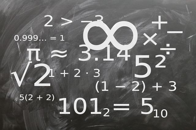Na problemy z matematyką…